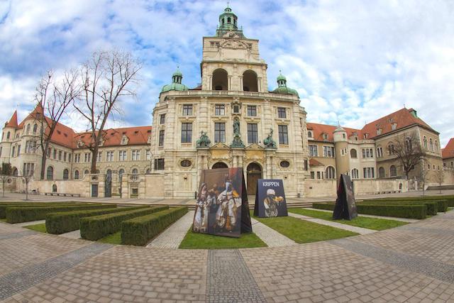 Museu da Baviera em Munique