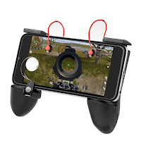 Mobile Grip with Joystick to play pro level pubg mobile