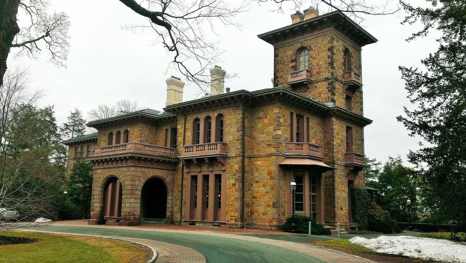 U0027Prospect Houseu0027 The Thomas F. Potter House, Princeton, NJ. U0027