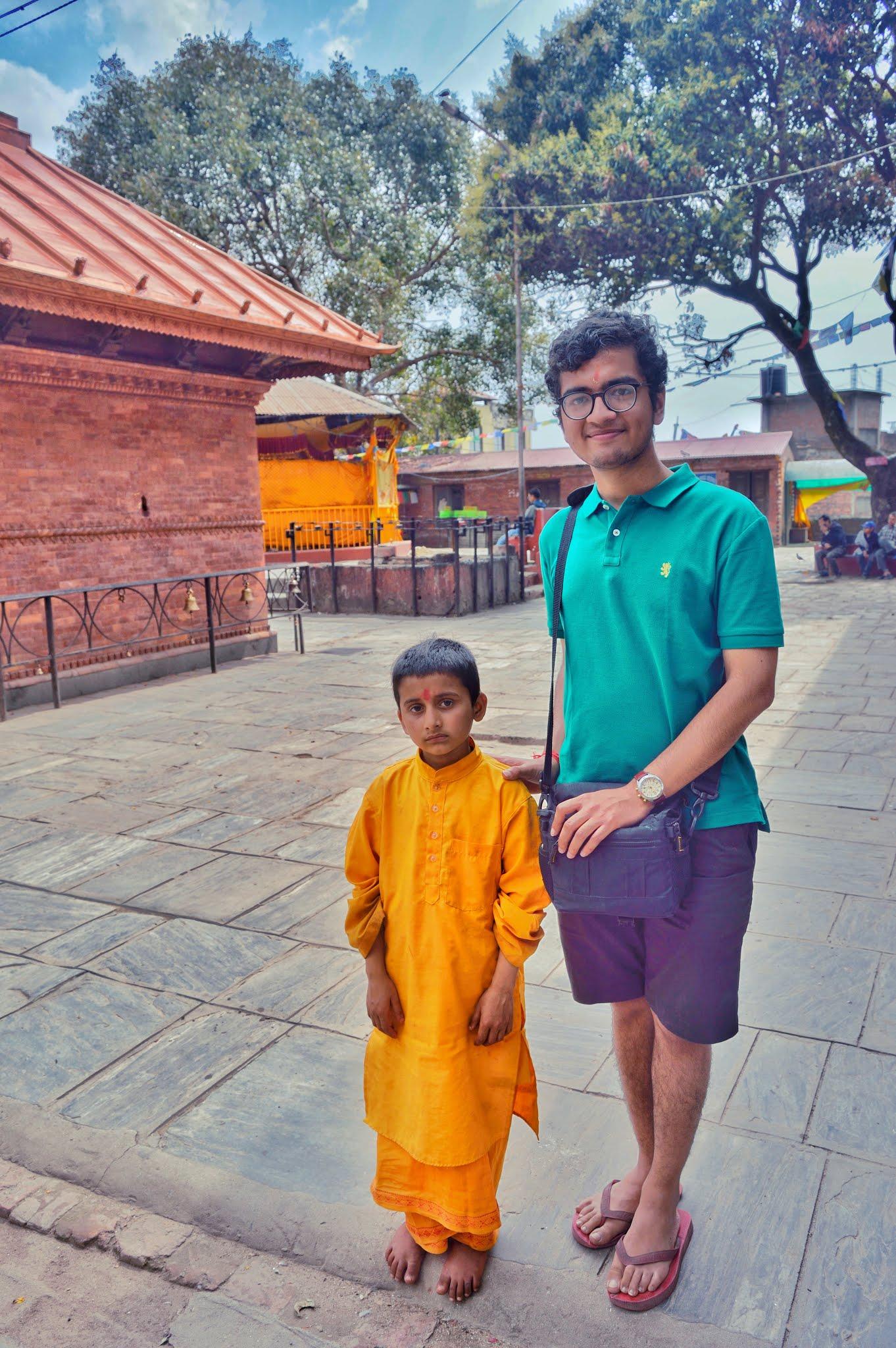 nepal, shiv sangal, scenic beauty, batuk brahmin, sanskrit scholar, kathmandu, budhanilkanth