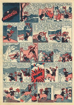Pulgarcito Almanaque para 1949