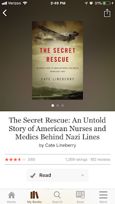 the secret rescue lineberry cate