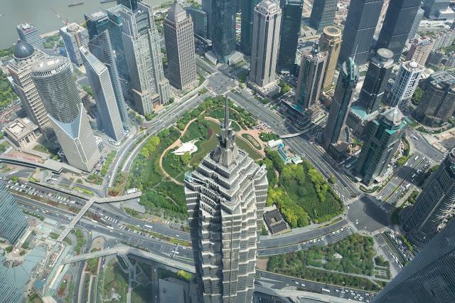 Shanghai, Šanghaj, Shanghai Tower, china, čína