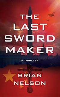 Book Review and GIVEAWAY: The Last Sword Maker, by Brian Nelson {ends 7/2}