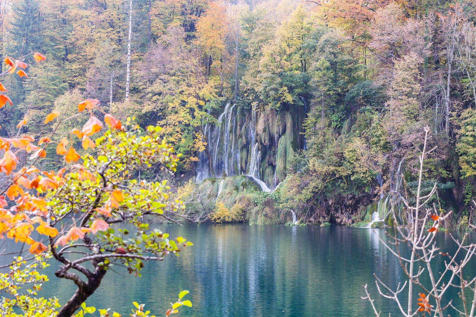 Parc Plitvice Croatie