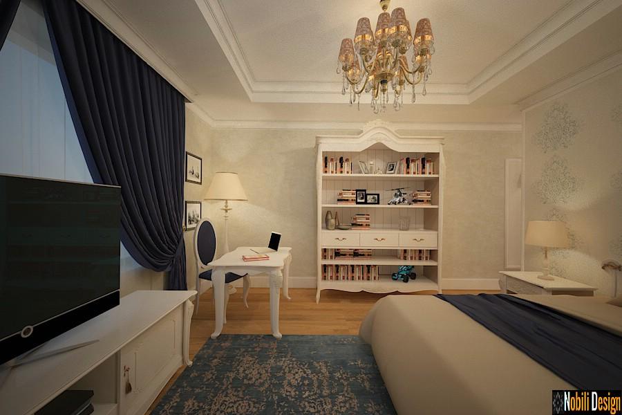 Design interior case clasice - Arhitect amenajari interioare Bucuresti