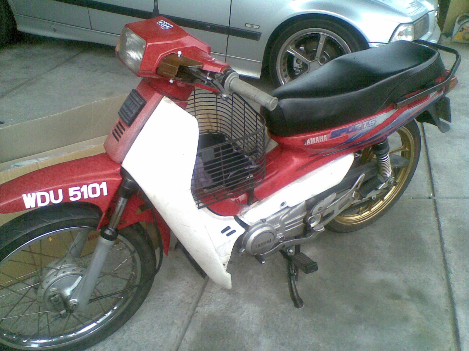 Download Kumpulan 93 Gambar Motor Yamaha Sport 100 Terunik