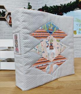 llama fabric epp lever arch file cover
