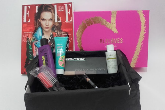 Beauty Box #LFLOVES lookfantastic