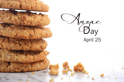 anzac day cookies recipes
