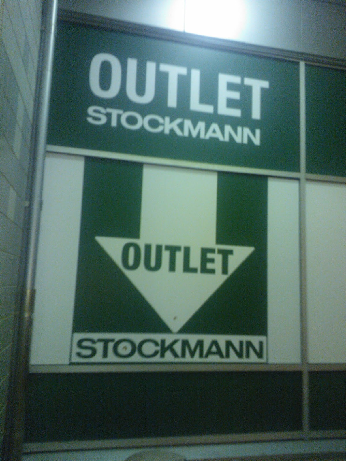 Stockmann Outlet Tammisto