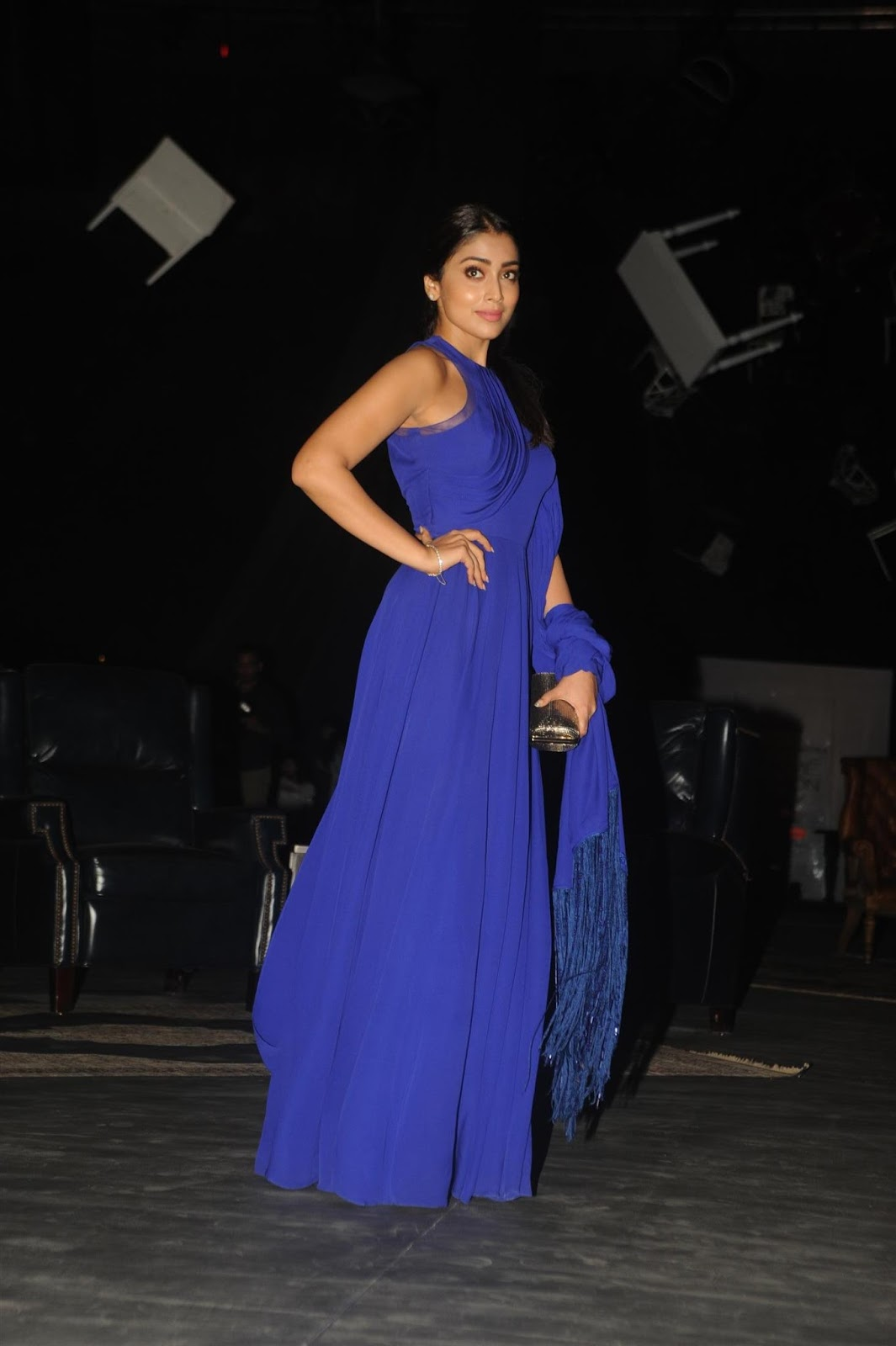 Actress Shriya Saran Latest Stills At LFW Winter Festive ❤ ❤ ❤  ❤