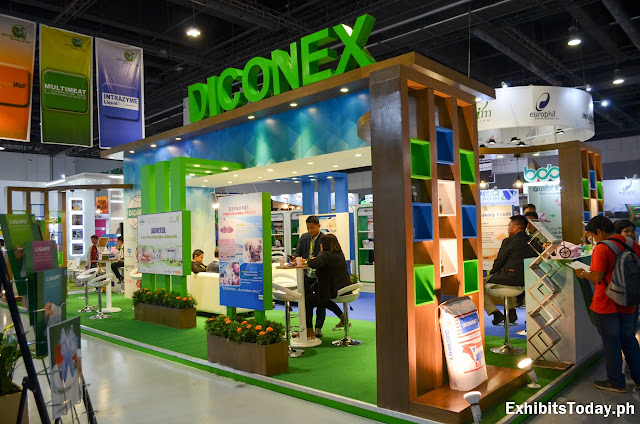 Diconex Tradeshow Display