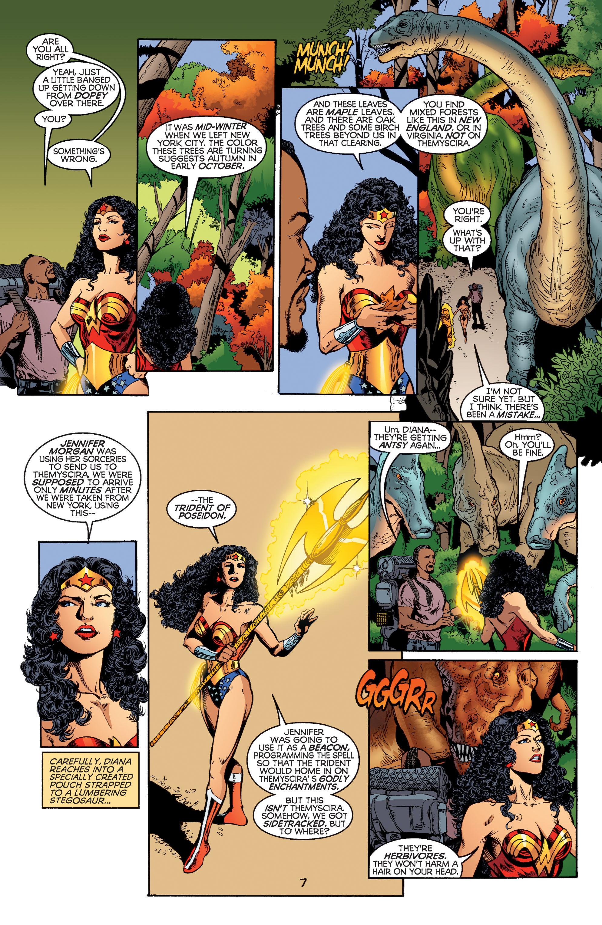 Read online Wonder Woman (1987) comic -  Issue #184 - 7
