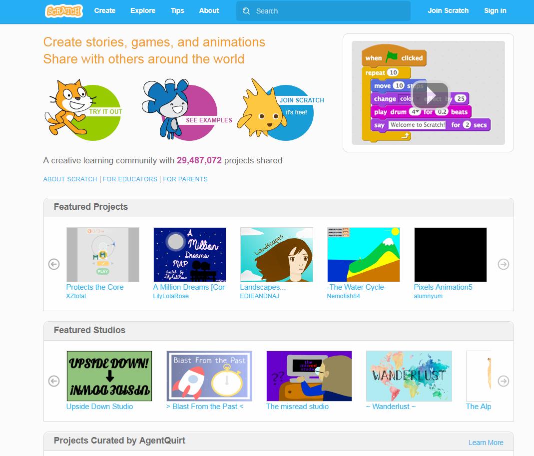 美小Jason的教學網誌: Scratch 及 均一教育平臺