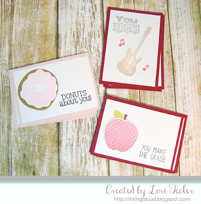 ATC Valentine's Day cards-designed by Lori Tecler/Inking Aloud