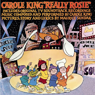 Really Rosie Maurice Sendak Carole King Album Cover