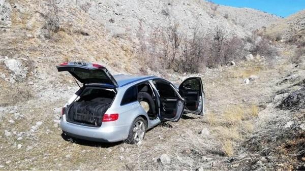 Τρεις συλλήψεις για εισαγωγή 82 κιλών χασίς στην Θεσπρωτία