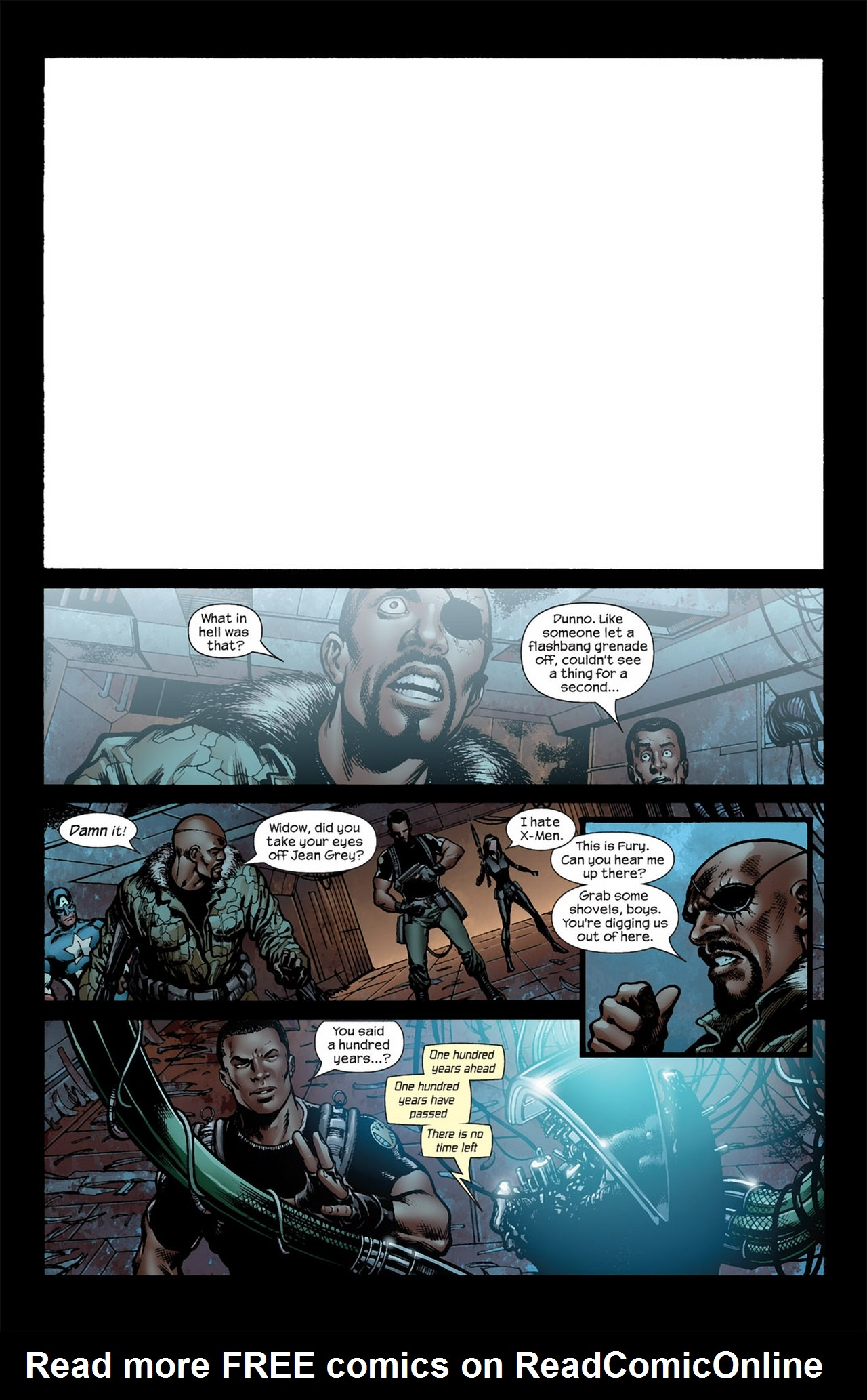 Read online Ultimate Nightmare comic -  Issue #5 - 20