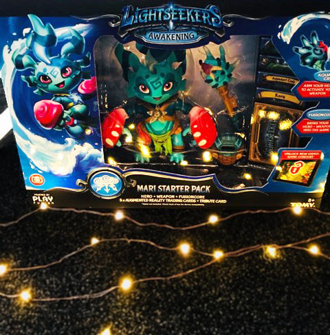 The Lightseekers Mari Starter Pack