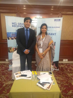 "HCL Foundation organizes symposiums for capacity building of NGO's on the theme of ""CSR for Nation Building"" at Delhi"