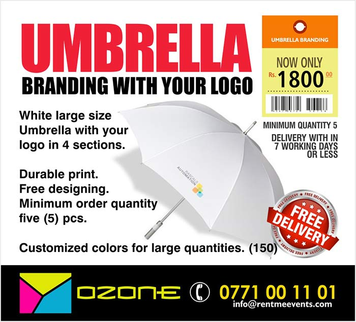 Umbrella Brand Design 2016