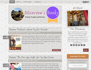 Website Home Page Screenshot