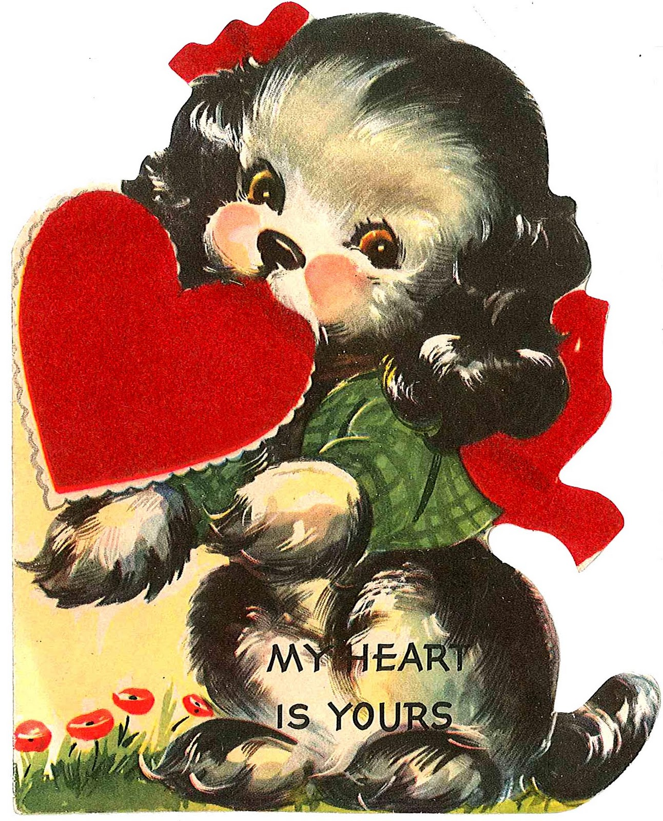 Vintage Valentines Day Ecards 55