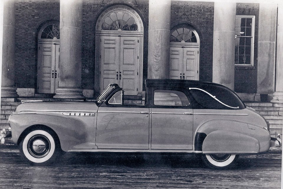 Reynolds Buick GMC Blog: 1941 Buicks with the Brunn Touch