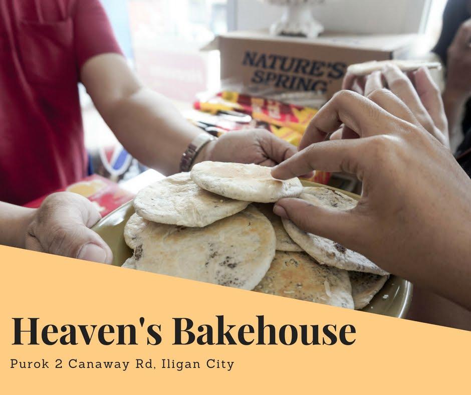 Heaven's Bakehouse - Piaya de Iligan