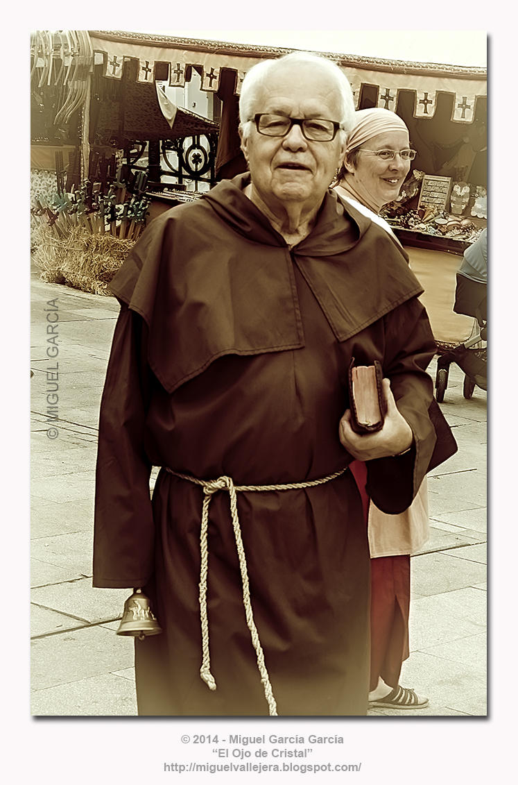 El Predicador. Feira Franca de Betanzos.