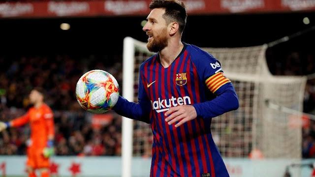 El Clasico: Messi Masuk Skuat Barcelona untuk Hadapi Madrid