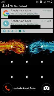 Cara membuka android yang terkunci akibat lupa pola dan sandi