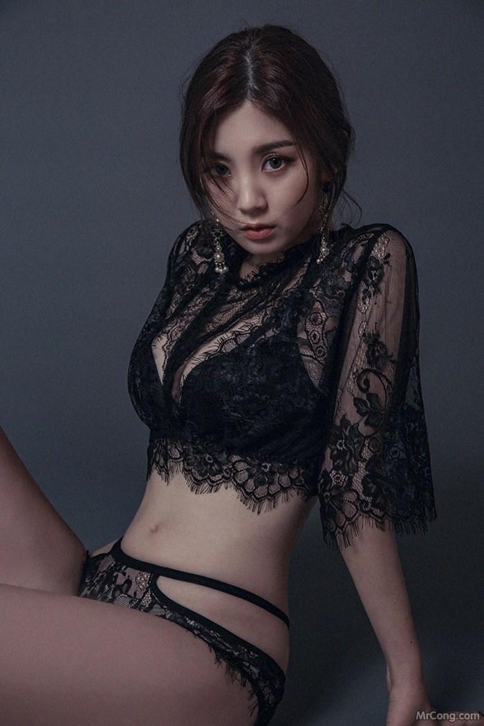 Image Lee-Chae-Eun-MrCong.com-012 in post Người đẹp Lee Chae Eun siêu gợi cảm với trang phục nội y và bikini (240 ảnh)