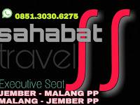 Jadwal Sahabat Travel Jember Malang PP