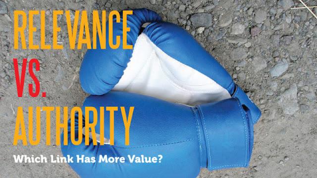 Relevance vs. authority liên kết nào giá trị hơn (phần 2)