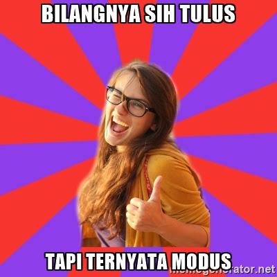 17 Meme 'Modus' Ini Kocak Banget, Tukang Modus Wajib Liat Nih!