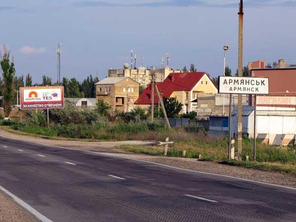 Armenia apoyó postura de Rusia sobre Crimea