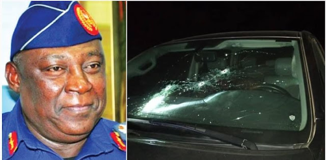 BREAKING: Police arrest two suspects behind ex-Defense Chief, Alex Badeh's assassination