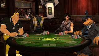 Review Poker Night 2 Ps3 Digitally Downloaded