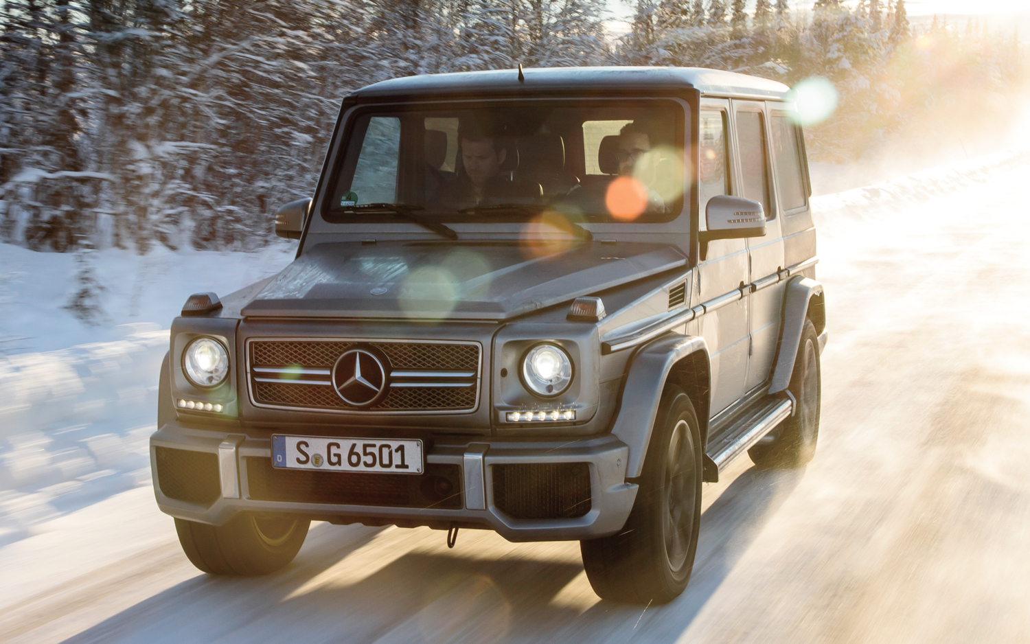 The Recipe Of This Italian Off Road Capable And Oriented High Performance Suv Is Very Similar To The Mercedes Benz G65 Amgs However The Only Major
