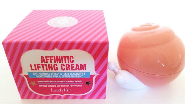Ladykin Affinitic Snail Cream