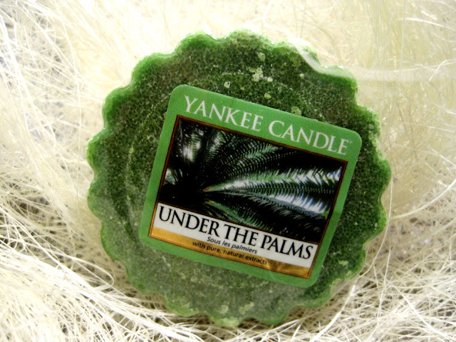 Yankee Candle Under The Palms