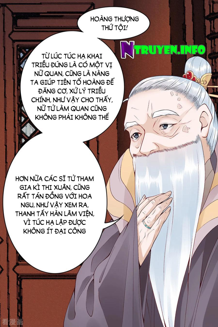 Hoàng Phi 9000 Tuổi Chapter 71 - Trang 23