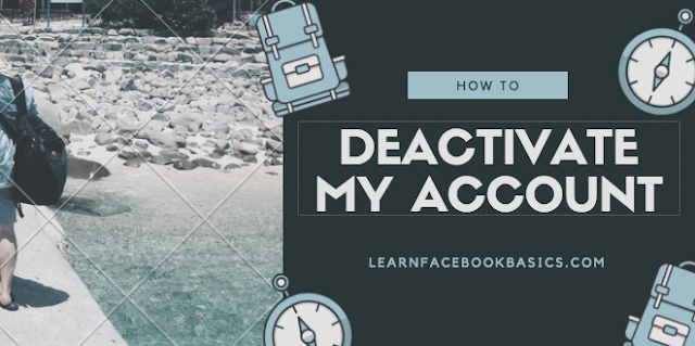 Disable Facebook account Temporarily Right Now | How to deactivate Facebook account | Deactivating Facebook New Account