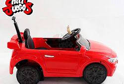 545f2b3ba Carro a bateria Transformer BMW Style