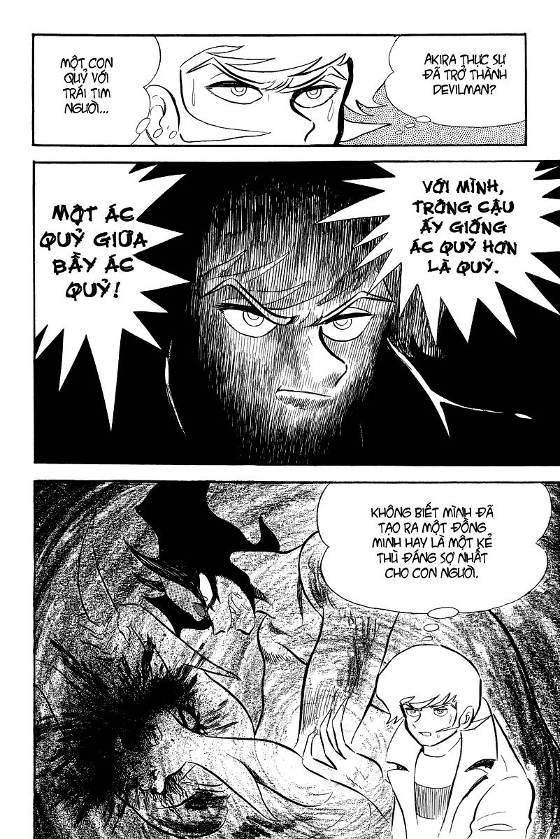 DevilMan chapter 5 trang 9