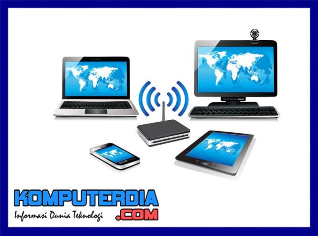 Cara meningkatkan jangkauan jaringan wireless atau wifi