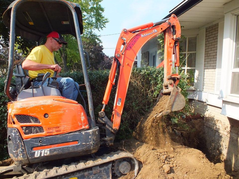 Milton Licensed Basement Waterproofing Contractors Milton