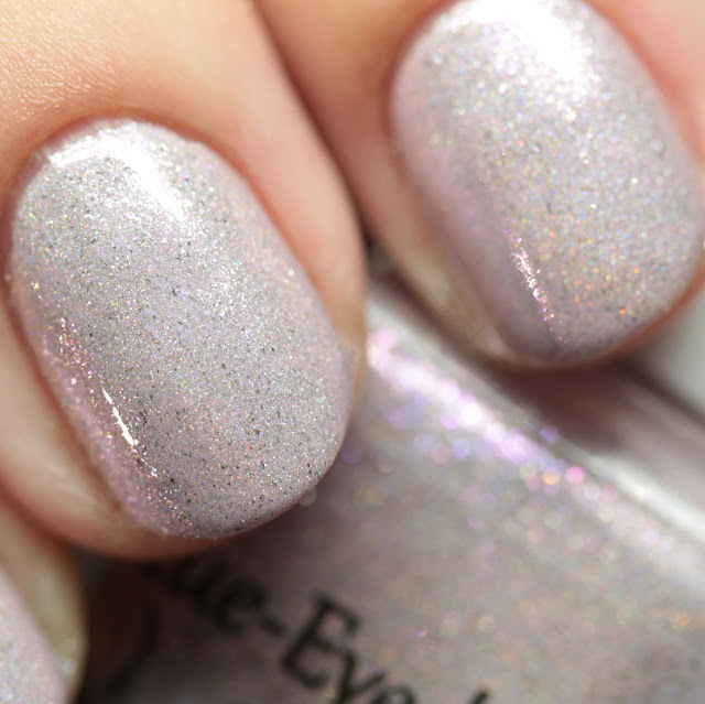 Blue-Eyed Girl Lacquer Siren's Shore Haven